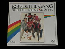 45 tours SP -  KOOL AND THE GANG - STRAIGHT AHEAD - 1983