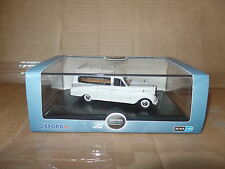 Oxford aph002 1/43 o scale AUSTIN PRINCESS SHEERLINE Bianco Carro Funebre Funerale