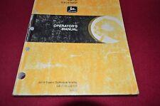 John Deere 450LC Excavator Operator's Manual DCPA4