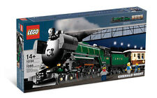Lego Train 10194 Emerald Night Very Rare Brand New in Box