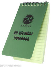 All Weather Waterproof Treated Paper Write in Rain Paper Notebook Note Book -470