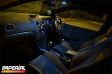 MK2 FORD FOCUS RS ST Interni SMD Illuminazione Kit Xenon Bianco-Imperial Performance