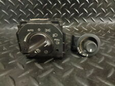 2002 JAGUAR S-TYPE 3.0 V6 SPORT 4DR HEADLIGHT & WING MIRROR CONTROL SWITCHES