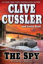 The Spy 3 by Justin Scott and Clive Cussler (2010, Hardcover)