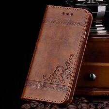 For Apple iPhone 7 Luxury Flip Cover Wallet Card PU Leather Phone Case Stand