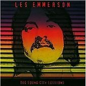 Les Emmerson - Sound City Sessions (CD) Five Man Electrical Band (NEW)