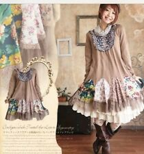 Mori Girl Japanese Kawaii Fashion Dress