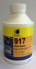 Omega 917 Seal Saver - Stop Power Steering Leaks / Squeals - Seal Conditioner