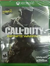 CALL OF DUTY INFINITE WARFARE * XBOX ONE * BRAND NEW FACTORY SEALED!