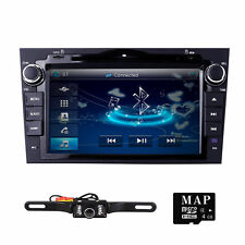 "8"" Car Stereo Radio CD DVD Player GPS Navigation Honda CRV CR-V 2008-2011+Camera"