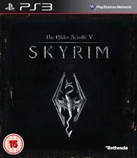 The Elder Scrolls V: skyrim PS3 * en excellent état *