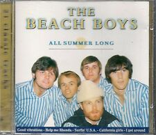 CD BEST OF 21 TITRES--THE BEACH BOYS--ALL SUMMER LONG / 21 CLASSIC TRACKS