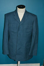 Used Canadian air force blue service dress jacket size 7044 ( ref#1574bte157)