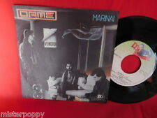 LE ORME Marinai 45rpm 7' + PS 1982 ITALY PROG MINT- 1a stampa
