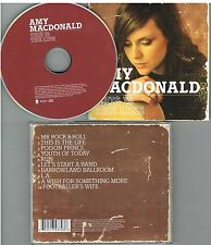 Amy Macdonald ‎– This Is The Life  CD 2007