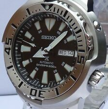 SEIKO PROSPEX BRAND NEW MENS AUTOMATIC 200m DIVERS WATCH SRP637K1