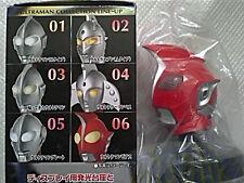 超人頭像bandai ULTRAMAN Mask Collection vol.1 #6