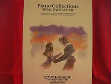 Final Fantasy VIII 8 High rank Piano Sheet Music Collection Book
