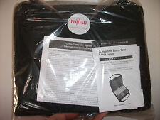 "10"" Fujitsu Ballistic Nylon Laptop/Tablet  Convertible Carry Case  BRAND NEW !"