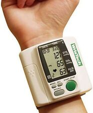 Wrist Mounted Blood Pressure Machine Monitor Tester Machine Monitoring Device