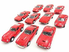 Ferrari 1/64  Kyosho x Dydo Promo Vol.2 Complete  lot of 10 Tracking Number FREE