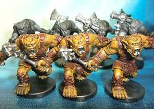 Dungeons & Dragons Miniatures Lot  Bugbear Heavy Attack !!  s108