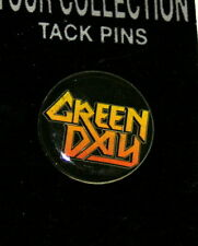 Vintage Green Day Concert Rock Tour Band Music Hat Pin Button New NOS MOC 2006