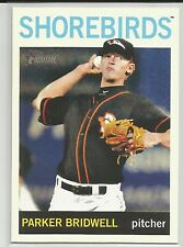 Parker Bridwell Baltimore Orioles 2013 Topps Heritage Minor League