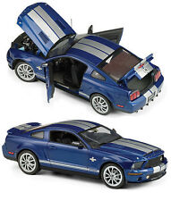 Franklin Mint 1/24 2008 Shelby GT-500KR Mustang Ford B11F687 NEW-SEALED!
