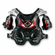 UFO Kids Baby Boy Shockwave Chest Protector - 2066 Black