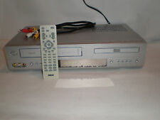 RCA DRC6200 DVD / VHS Combo Player VCR 4-Head Video Cassette Recorder & Remote