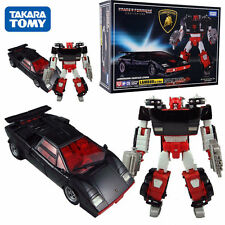 Takara Transformers Masterpiece MP-12G Sideswipe Lamborghini G2 Figures Car Toy