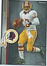 ROBERT GRIFFIN RG3 FATHEAD TRADEABLES BAYLOR BEARS WASHINGTON REDSKINS 2013 #3