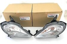 NEW OEM Yamaha Headlights Pair Raptor 700 250 350 YFZ450