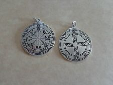 TALISMAN of JUPITER Solomon Pentacle SEAL Good Luck Wealth Protection Charm