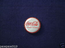 COCA COLA BOTTLE CAP CORK LINER CROWN  USED LOUISVILLE KENTUCKY VINTAGE COKE