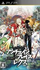 Used PSP UnchainBlades ReXX SONY PLAYSTATION JAPAN IMPORT