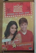 HIGH SCHOOL MUSICAL STORIE DA EAST sotto le stelle DISNEY LIBRI 2008 Barsocchini