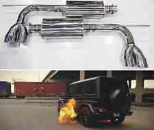 Eurowise Mercedes-Benz G550 G63 AMG Exhaust