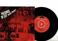 THE WHO 7'' PS Pictures Of Lily Sweden 1967 Polydor 59 074 RARE Swedish 45!!