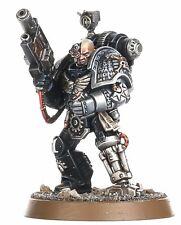 Warhammer 40k Deathwatch Overkill Space Marine Veteran Iron Hands Ennox Sorrlock