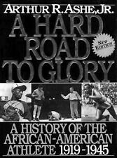 A Hard Road To Glory: A History Of The African American Athlete: Vol 2-ExLibrary