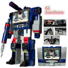 new Transformers G1 Soundwave Ravage Laserbeak