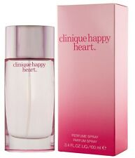 Happy Heart by Clinique 3.4 oz Perfume for Women *100% ORIGINAL NEW SEALED BOX*
