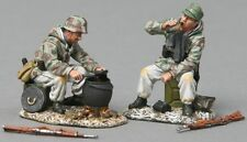 THOMAS GUNN WW2 GERMAN SS056B PANZER GRENADIER BREAKFAST CLUB WINTER MIB