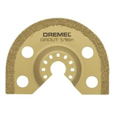 """DREMEL MM501 ROTARY POWER TOOL 1/16"""" GROUT REMOVAL BLADE ATTACHMENT NEW SALE"""