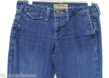 HIPPIE JEANS FLAP POCKETS sz 29 womens bootcut ^2166