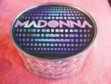 MADONNA ICON CONFESSIONS ON A DANCE FLOOR T-DISCO BALL CASE FAN CLUB SIZE: XL