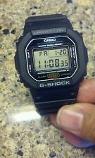 Casio G Shock DW-5600e 3229 200 Meter Mens Alarm Chronograph Digital LCD Watch