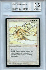 MTG Legends Elder Land Wurm BGS 8.5 Nm-MT+ card Magic the Gathering WOTC